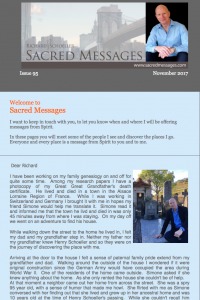 Sacred Msgs. Issue 95